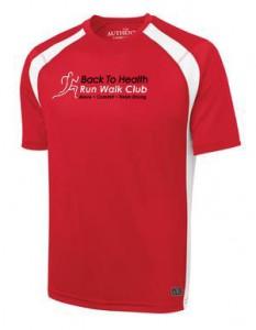 BTHCC Run Walk Club T-Shirt